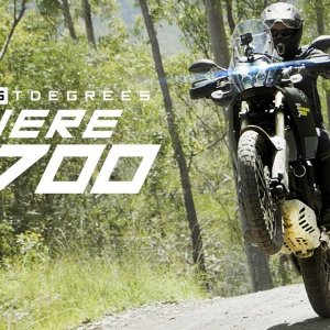 Yamaha Tenere 700 rider review / on & off road